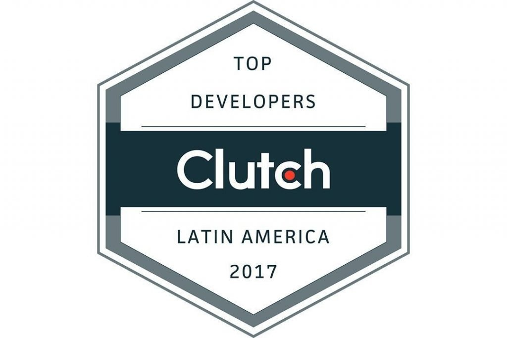 Clutch Top Developers in Latin America Badge for BairesDev