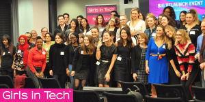 Girls In Tech Event