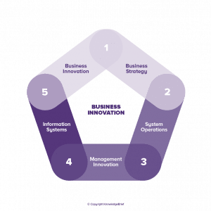 Business Innovation Process Diagram