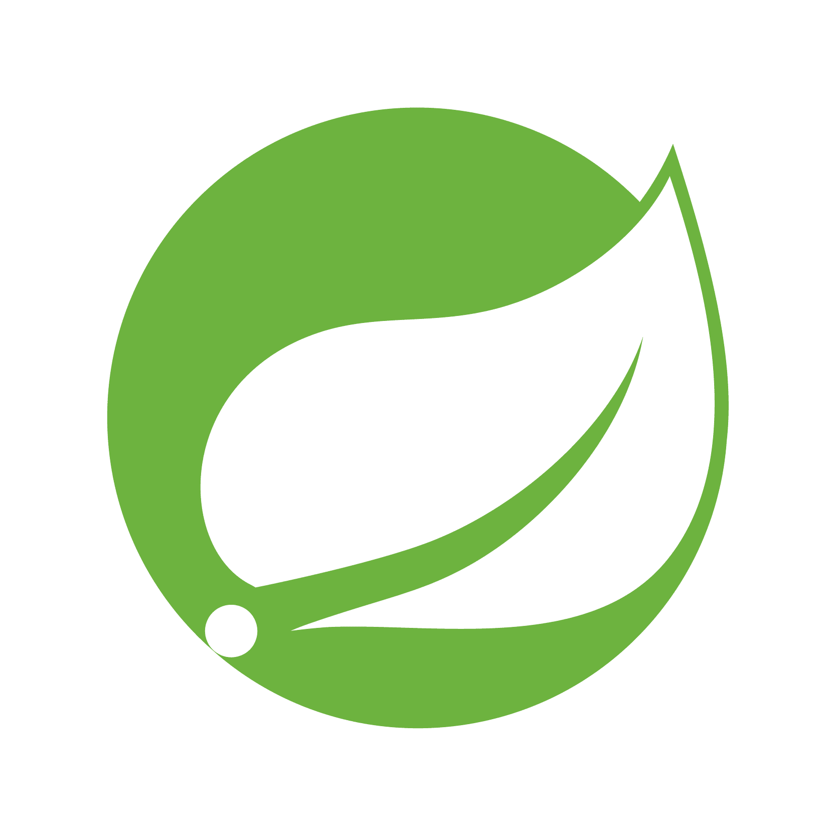 Spring Java Framework Logo 2-01