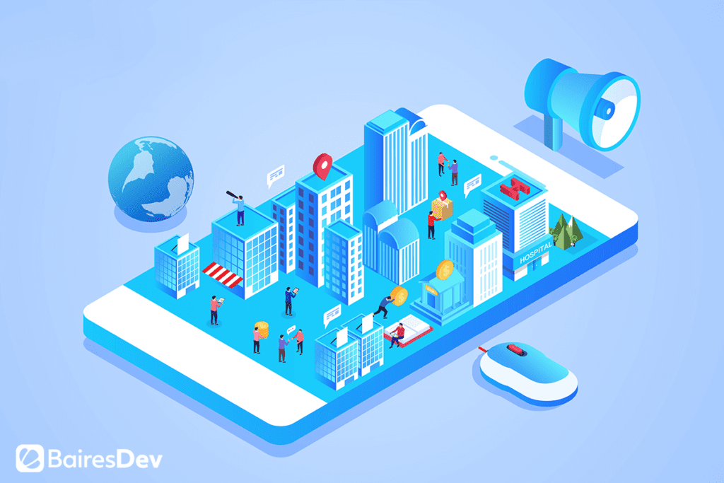 IoT developers for Smart cities