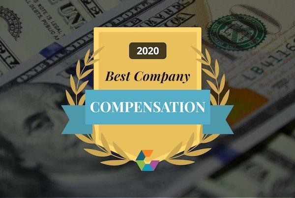 Best compensation comparably