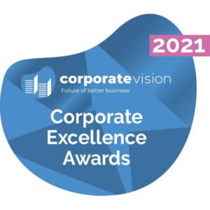 Corporate Excellence 2021 Awards Logo